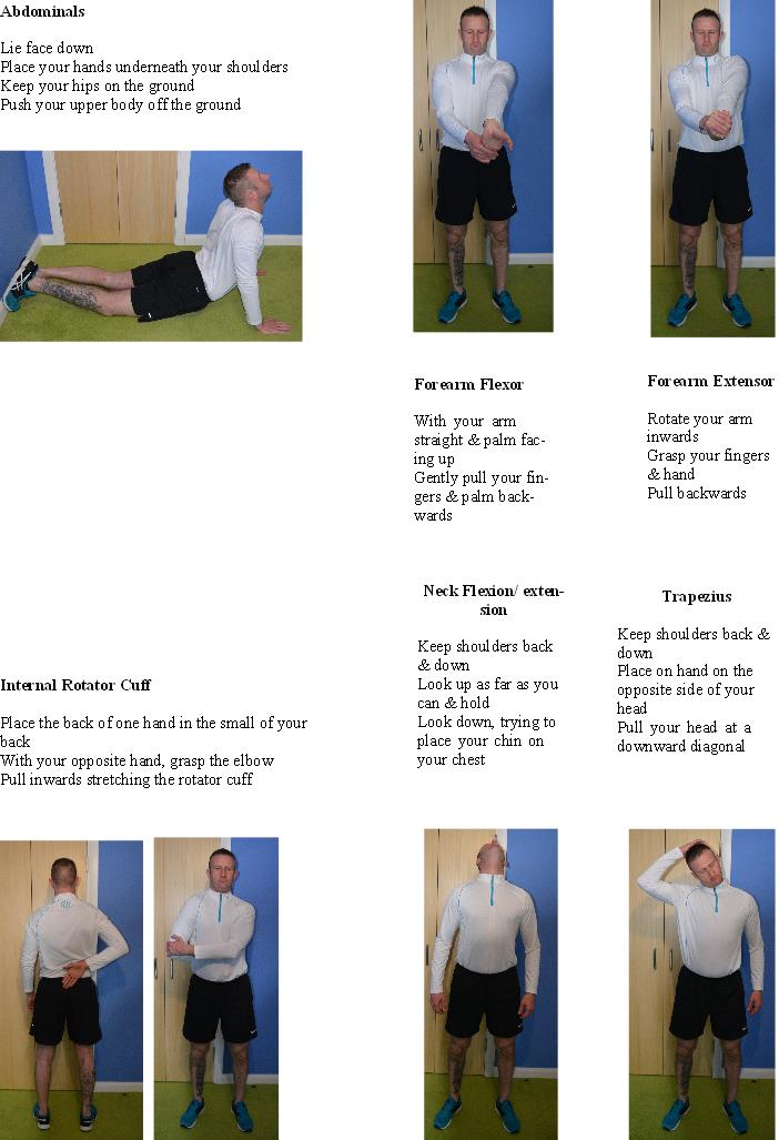 static stretches 2